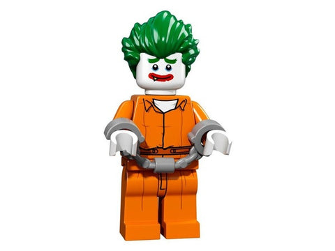 Arkham Asylum Joker – The LEGO Batman Movie Series Minifigures