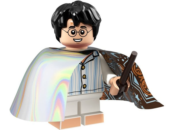 Harry Potter (Invisibility Cloak) – Harry Potter Series 1 Minifigure