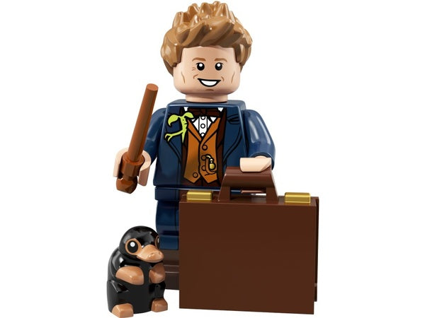Newt Scamander – Harry Potter Series 1 Minifigure
