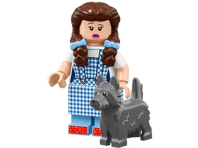 Dorothy Gale & Toto – LEGO Movie 2 Minifigure