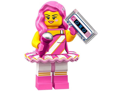 Candy Rapper – LEGO Movie 2 Minifigure