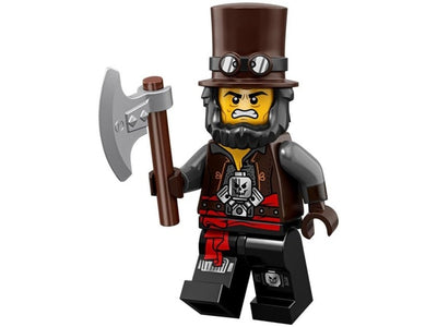 Apocalypseburg Abe – LEGO Movie 2 Minifigure