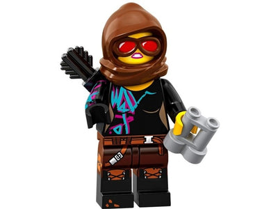 Battle-Ready Lucy – LEGO Movie 2 Minifigure