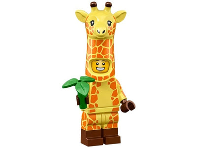 Giraffe Guy – LEGO Movie 2 Minifigure
