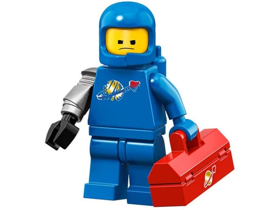 Apocalypse Benny – LEGO Movie 2 Minifigure