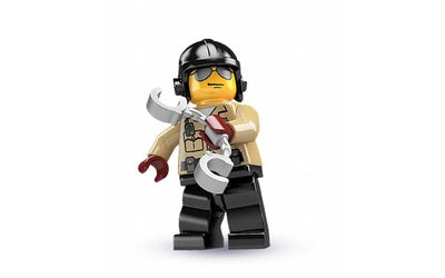 Traffic Cop – Series 2 Lego Minifigure
