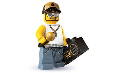 Rapper – Series 3 Lego Minifigure