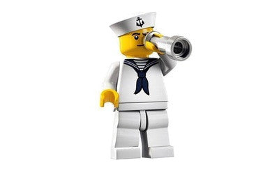 Sailor Mariner – Series 4 Lego Minifigure