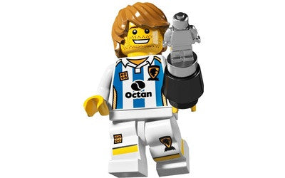 Soccer Player – Series 4 Lego Minifigure
