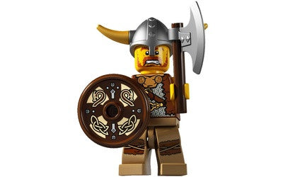 Viking – Series 4 Lego Minifigure