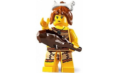 Cave Woman – Series 5 Lego Minifigure