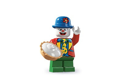 Small Clown – Series 5 Lego Minifigure
