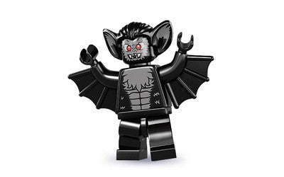 Vampire Bat – Series 8 Lego Minifigure