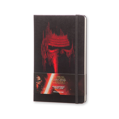 Moleskine Star Wars VII Limited Edition - Kylo Ren - Large