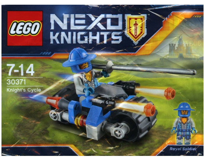 Lego Knight's Cycle - 30371 Polybag