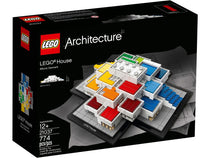 Lego 21037 Architecture Lego House Exclusive