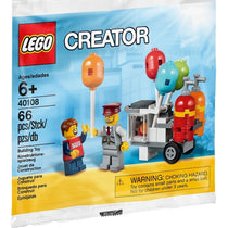 Lego Creator Balloon Cart - 40108 Polybag