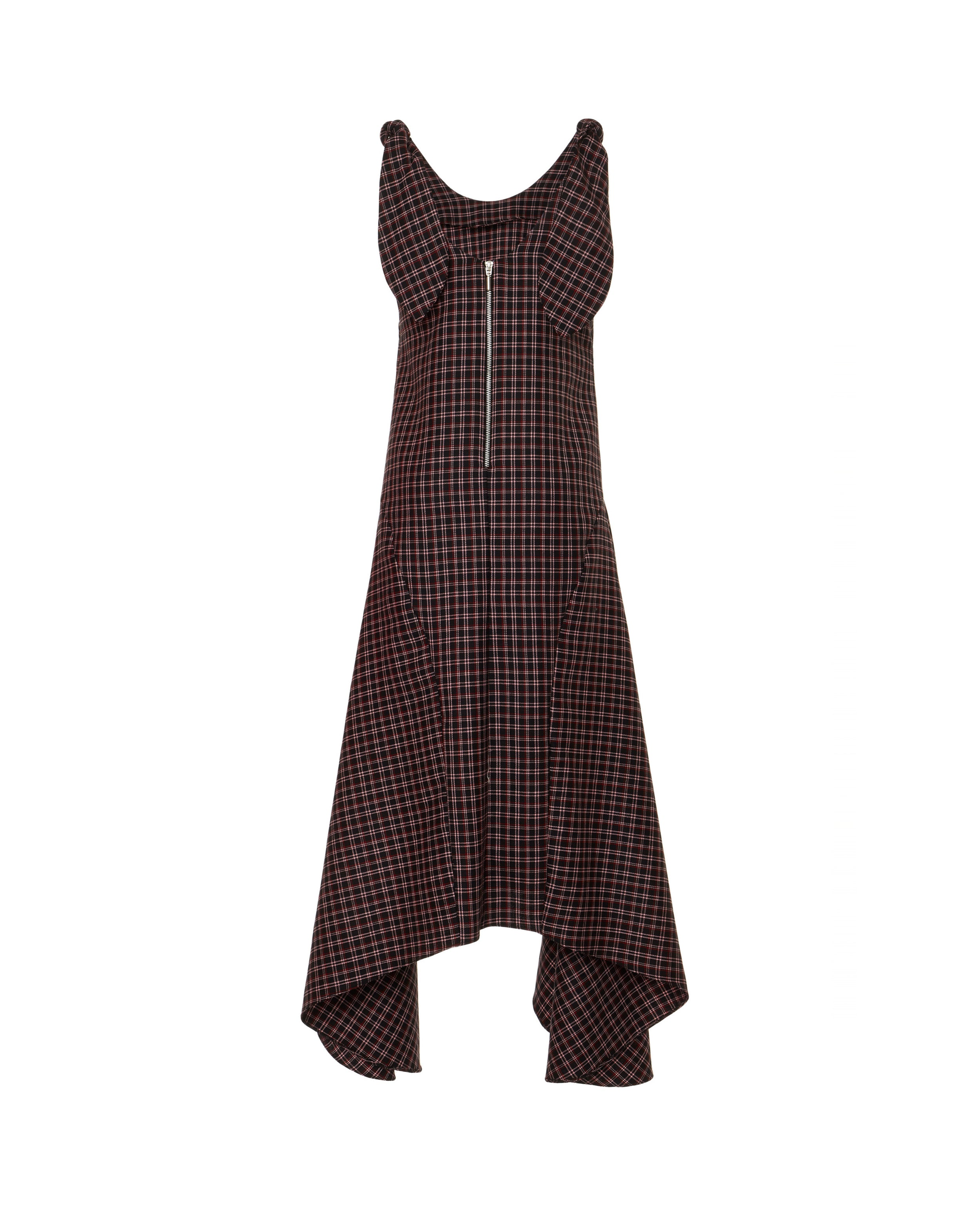 Ricki Baker Dress Tartan