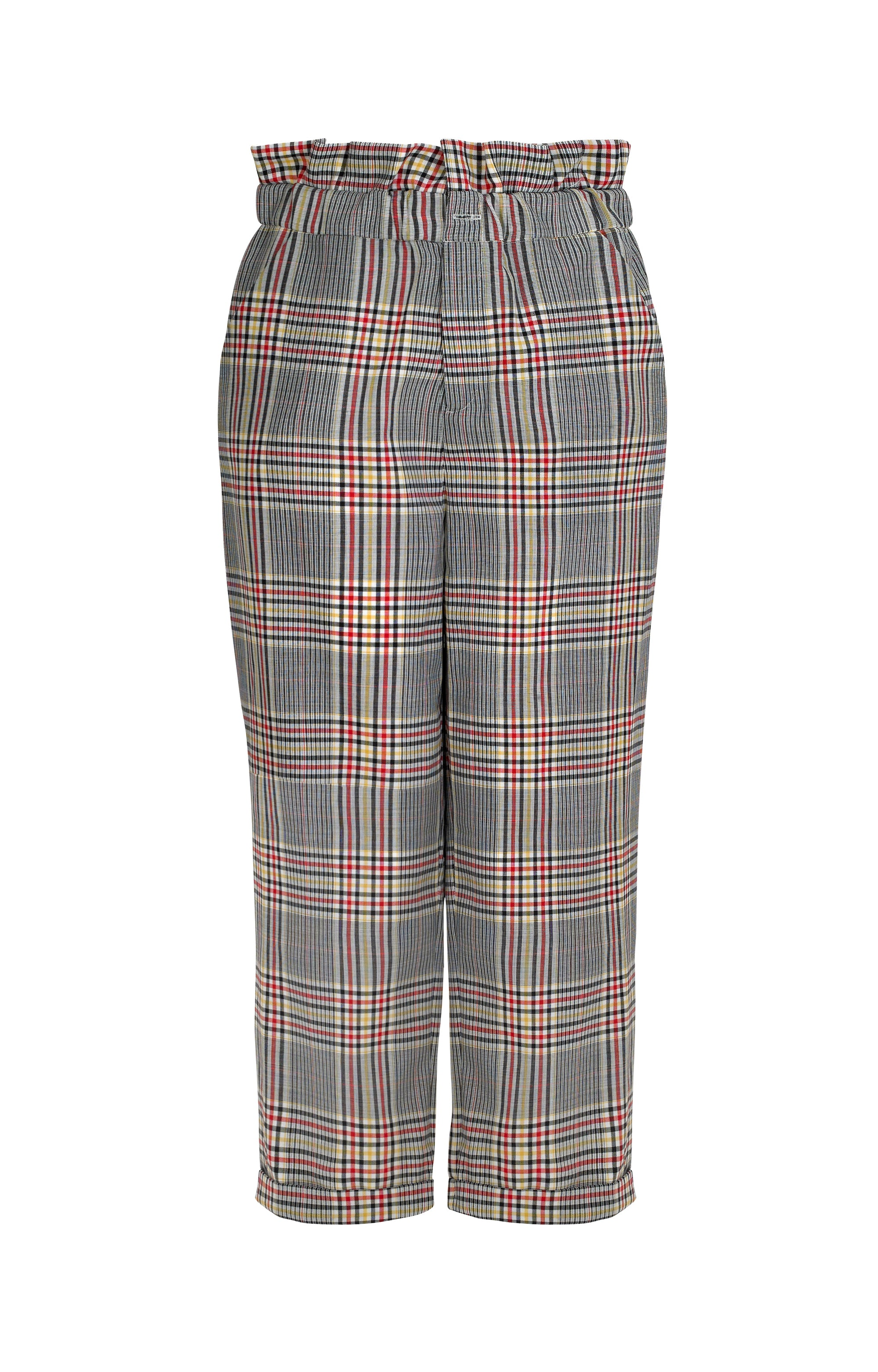 Horice Trousers Reggae Check