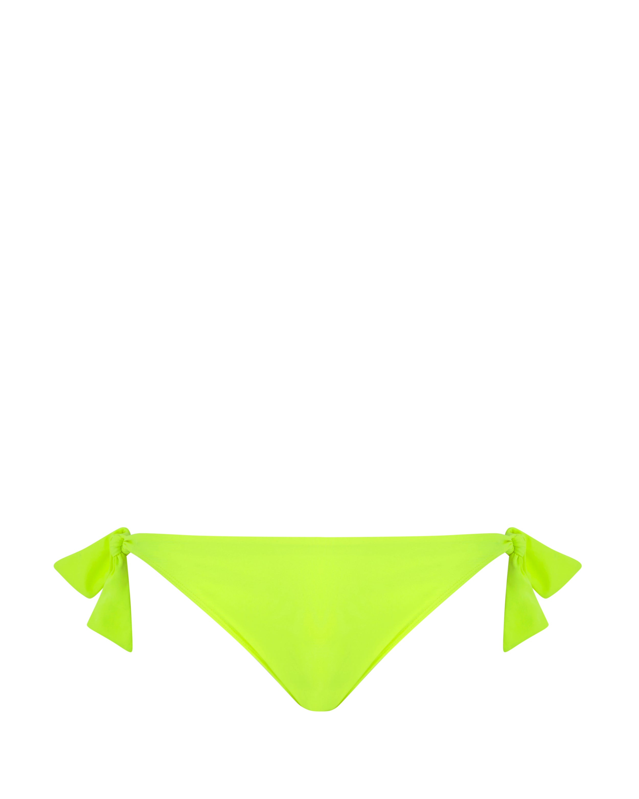Bandeau Bikini Bottom in Electric Dream