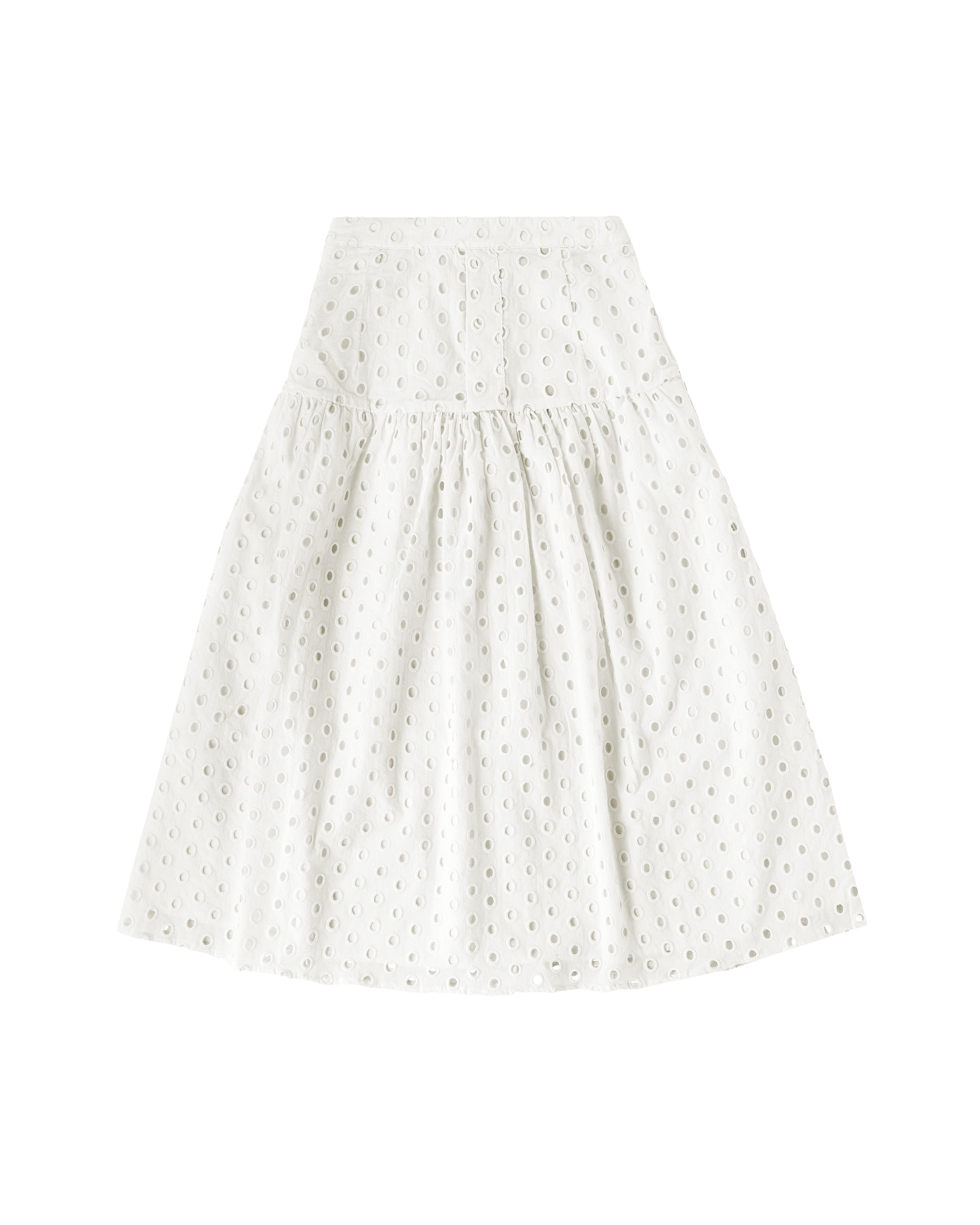 Fiesta Skirt Cream