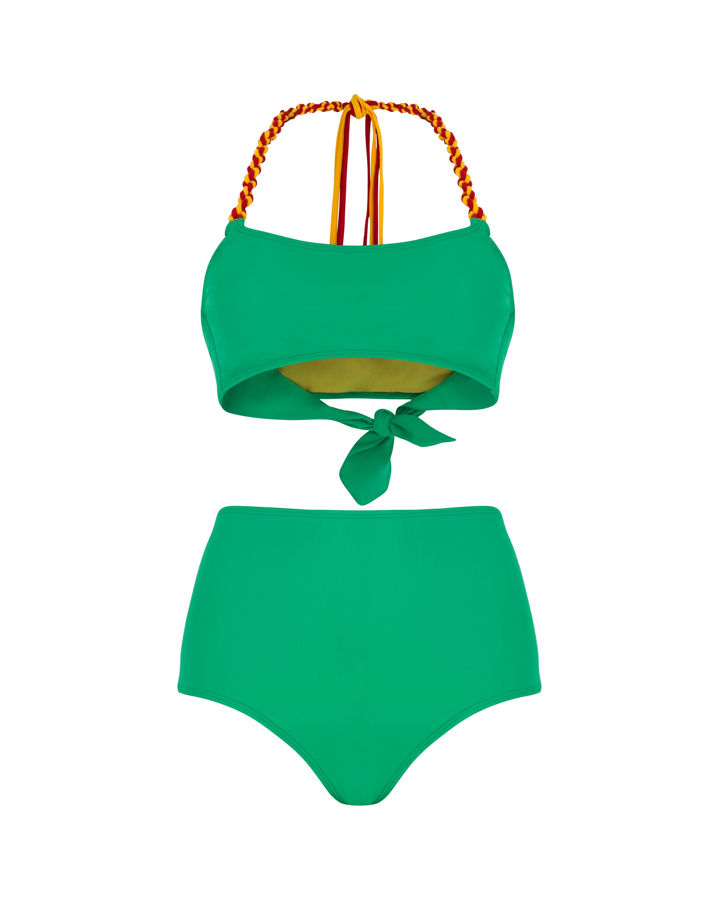Sunshine Bikini Top Carvico Swim