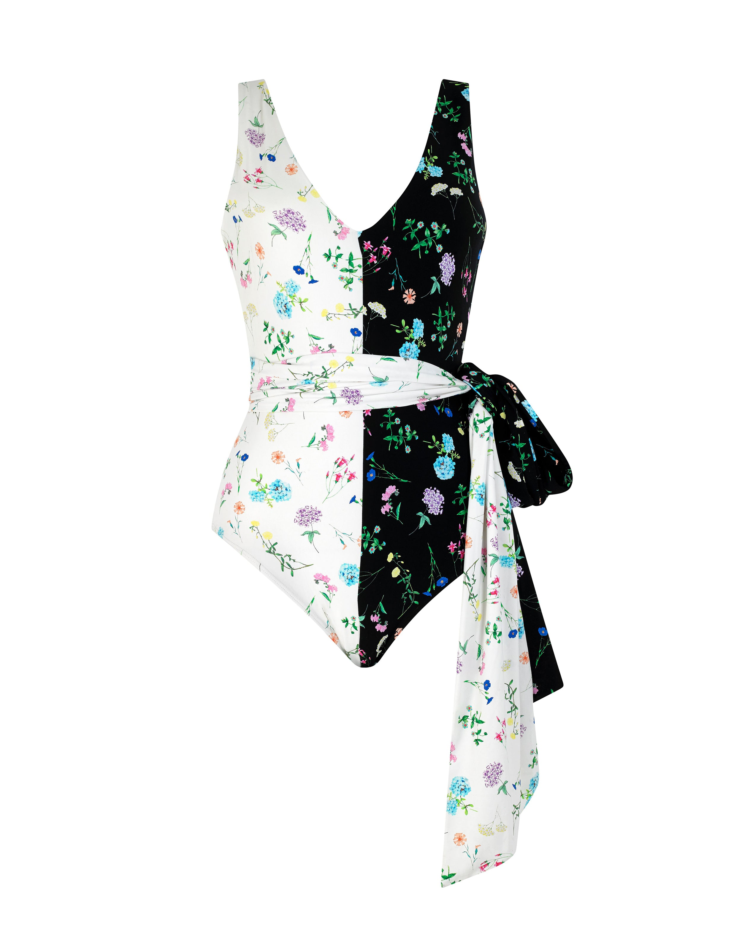 Kuta Swimsuit in Go With The Flower