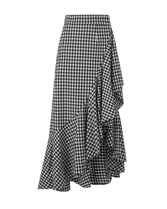 Lagos Skirt in Humbug