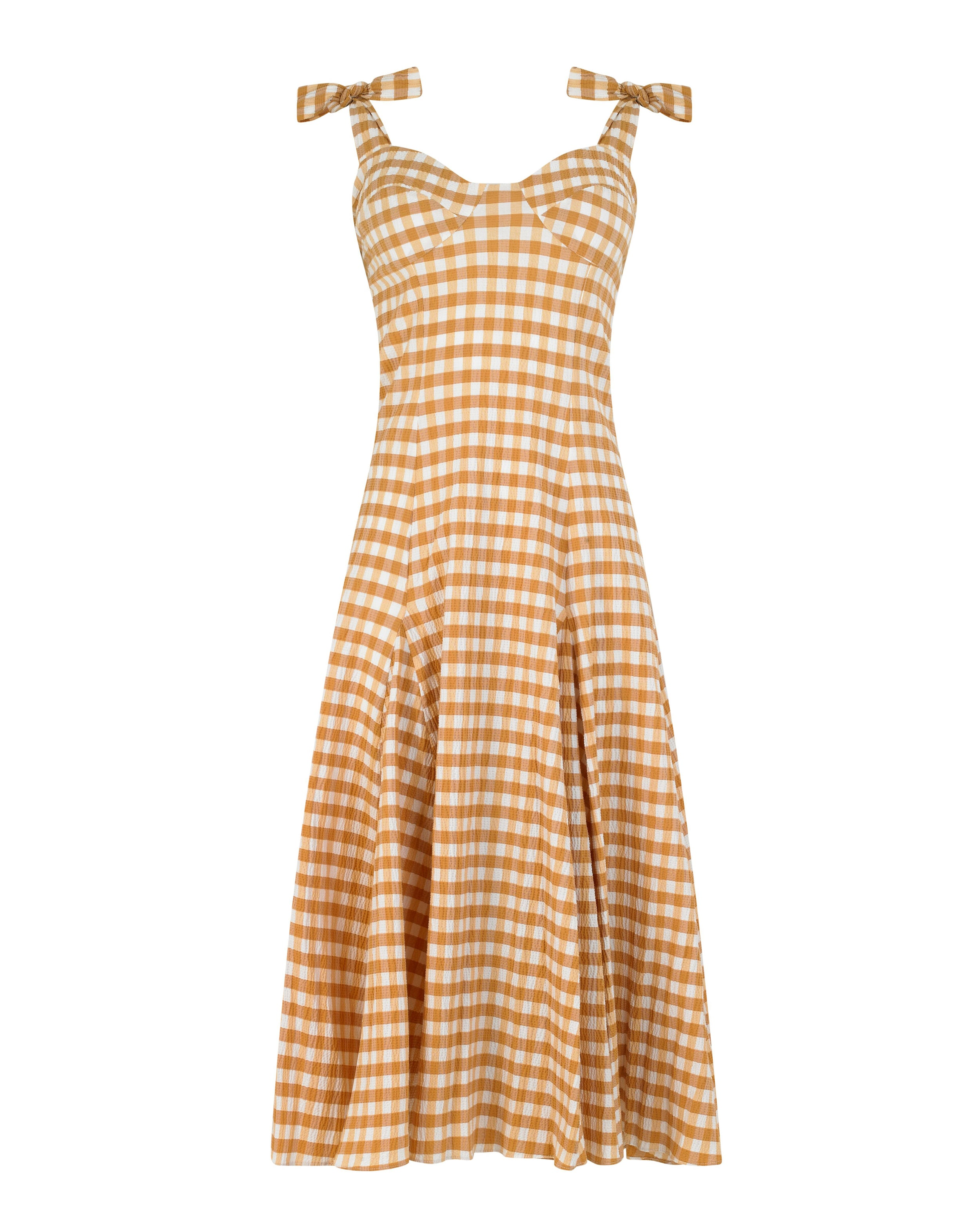 Mona Dress in Sand Tropez