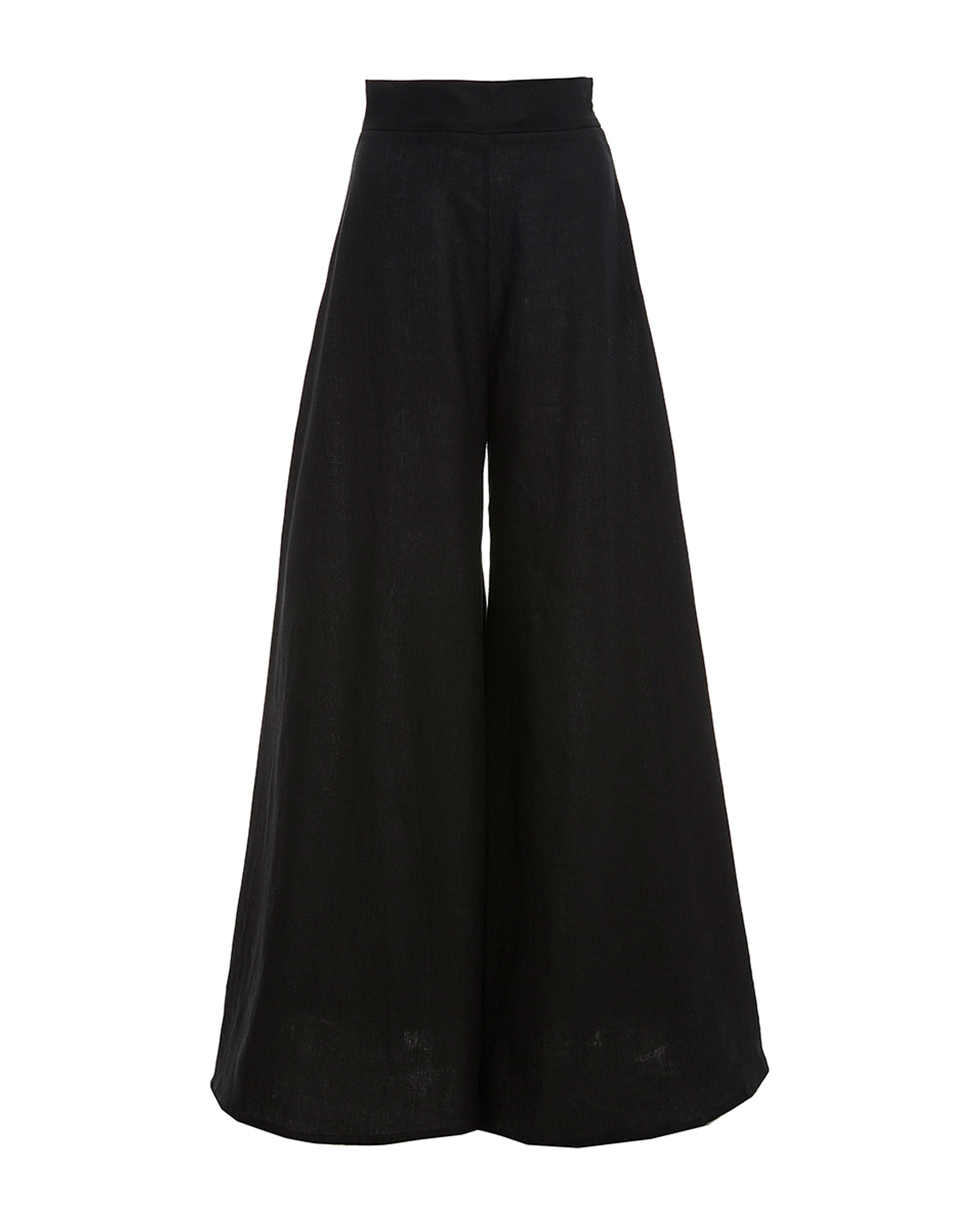 Kelly Trouser Black