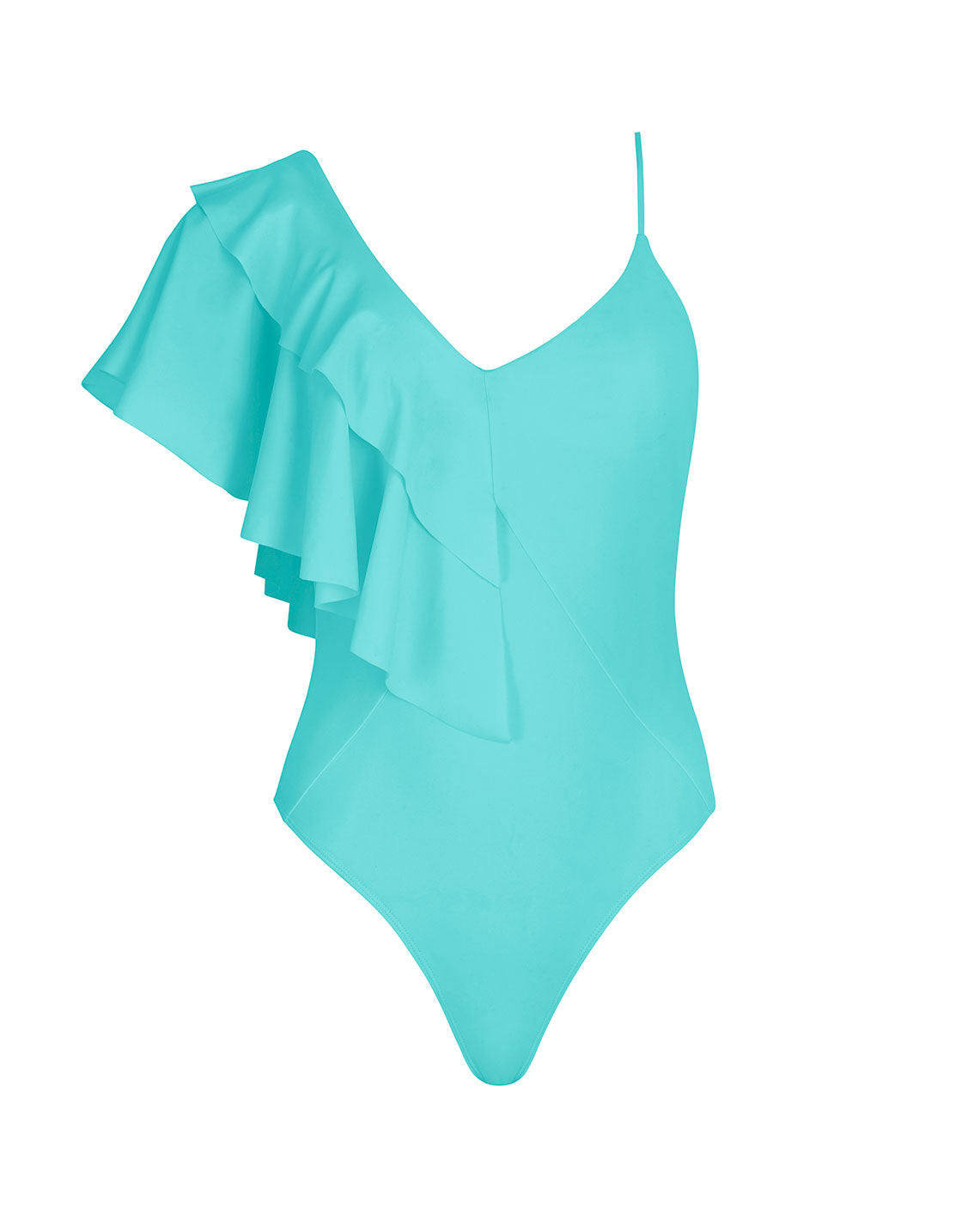 Sollier Swimsuit in Coral Coast