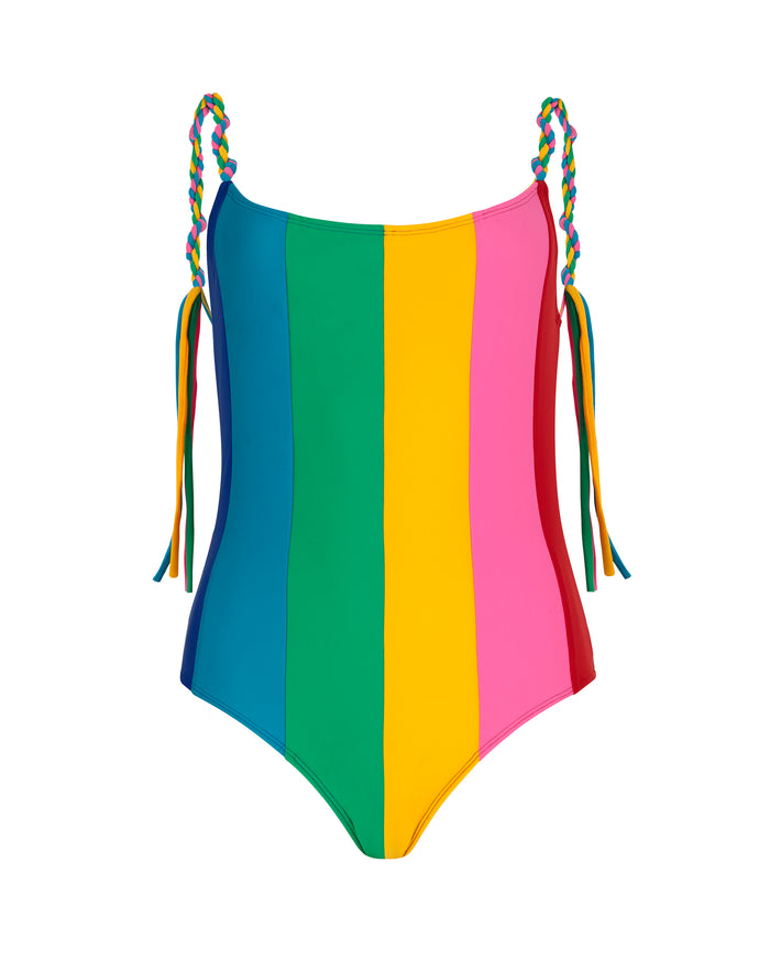 Strappy Swimsuit Carvico