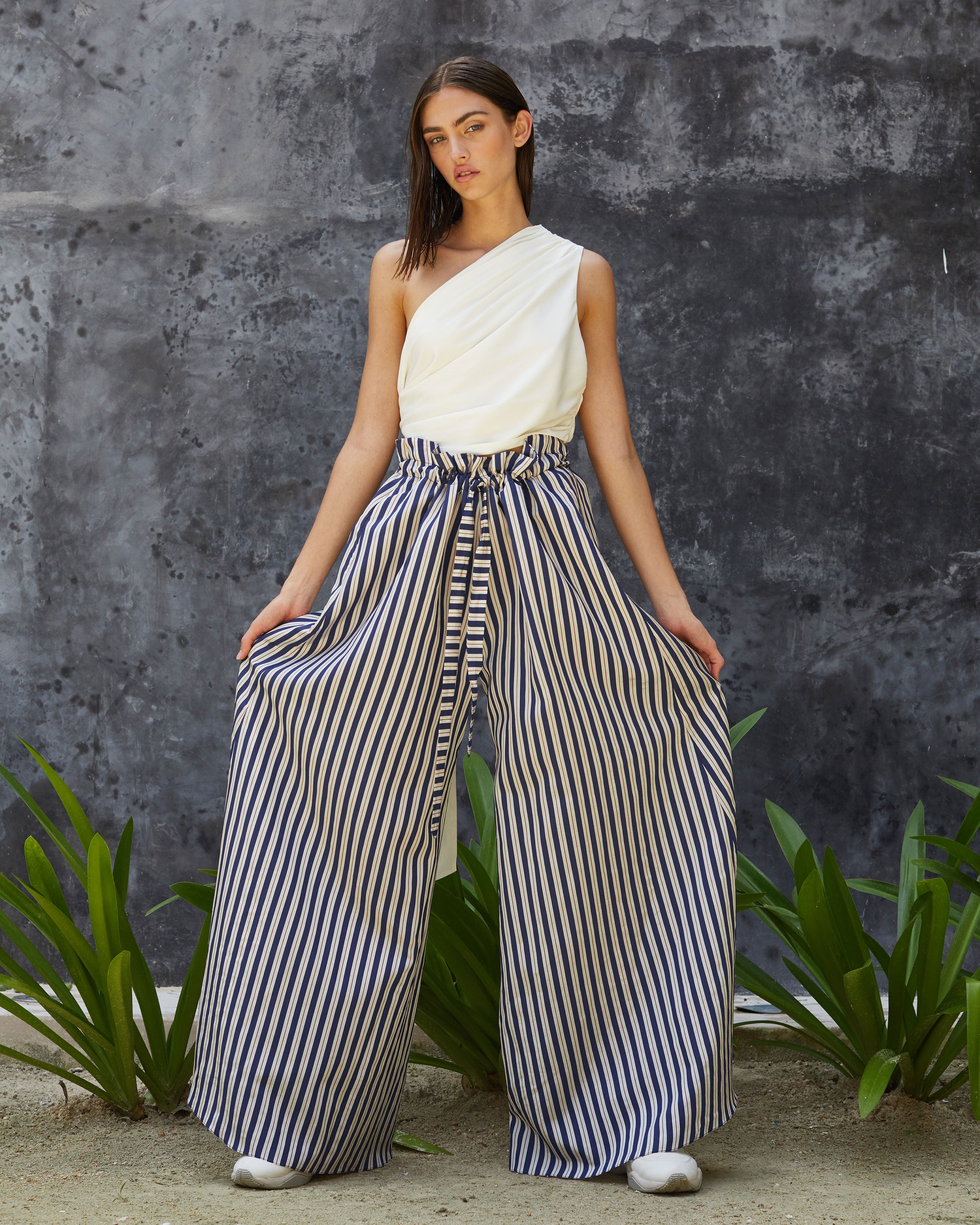 Curacao Trousers in Overboard