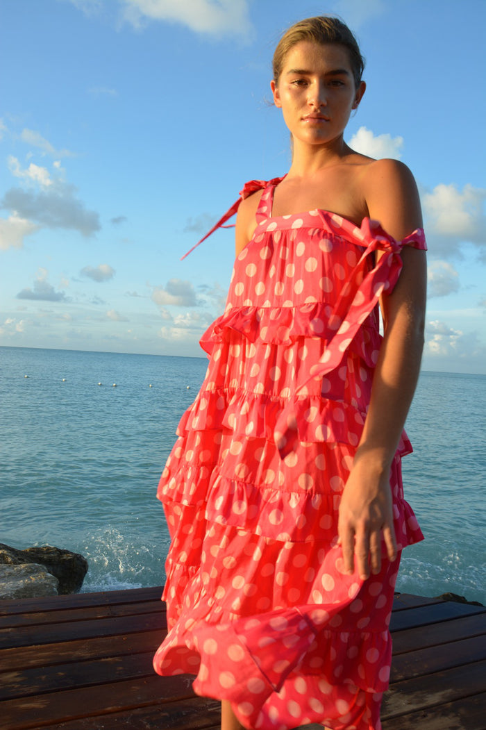 Emely Dress in Island Dreaming