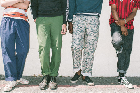 Brixton Steady Pants
