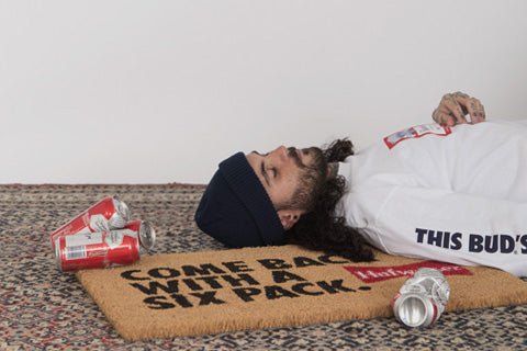 HUF x Budweiser Capsule Collection