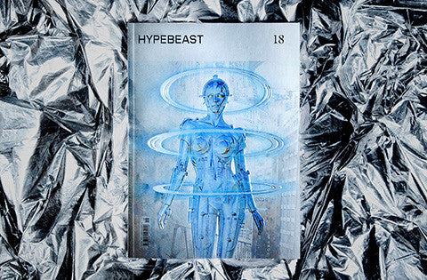 Hypebeast Magazine Issue 18 : The Sensory Issue