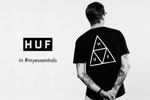 HUF Essentials Collection