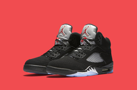 Air Jordan 5 'Metallic' With 'Nike Air' Branding