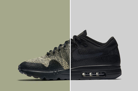 Nike Air Max 1 Ultra Flyknit Releases
