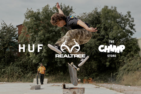 The Chimp Store presents HUF x Realtree