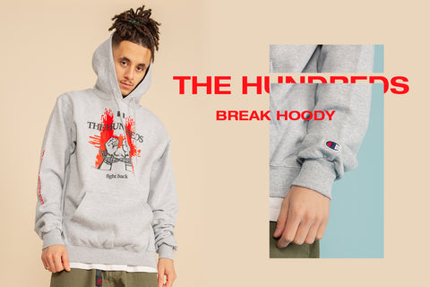 Fight Back with The Hundreds Holiday 19 collection