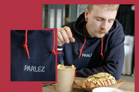 Parlez introduce cut and sew pieces in latest Fall collection