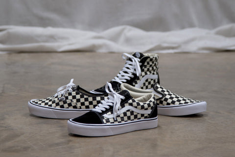 Vans Checkerboard Lite Pack :: OUT NOW!