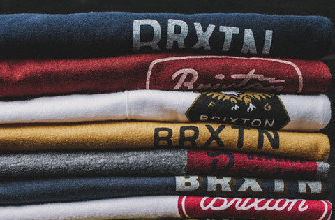 Brixton Spring 2017 Collection