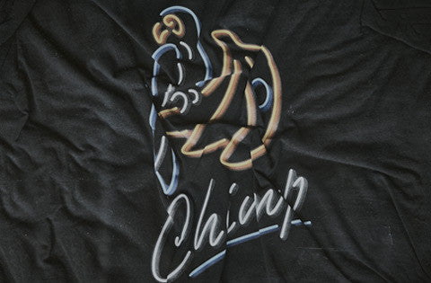 New Tees From Our In-House Chimp Brand