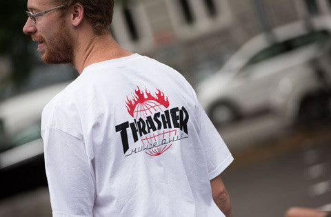 HUF x Thrasher 'Tour De Stoops'
