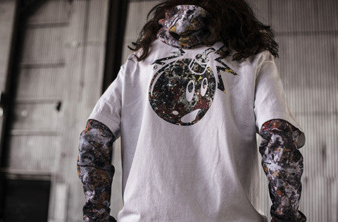 The Hundreds x Jackson Pollock Collaboration