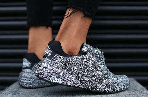 PUMA x Trapstar 'White Noise' Drop