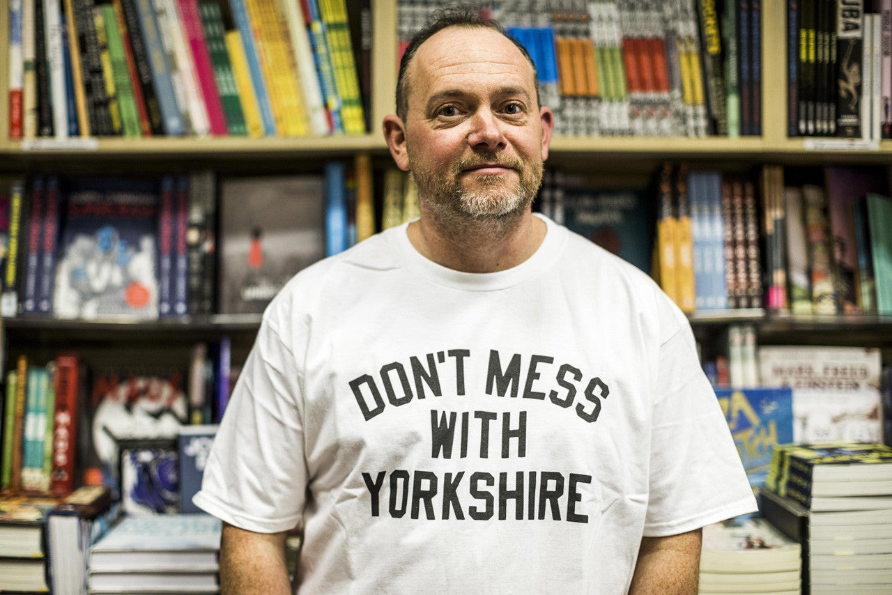 Don't Mess With Yorkshire Classic Tee